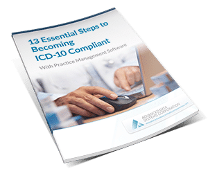 Whitepaper Excerpt: 13 Essential Steps to Becoming ICD-10 Compliant
