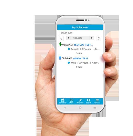 Mobile-Health-App-Scheduler