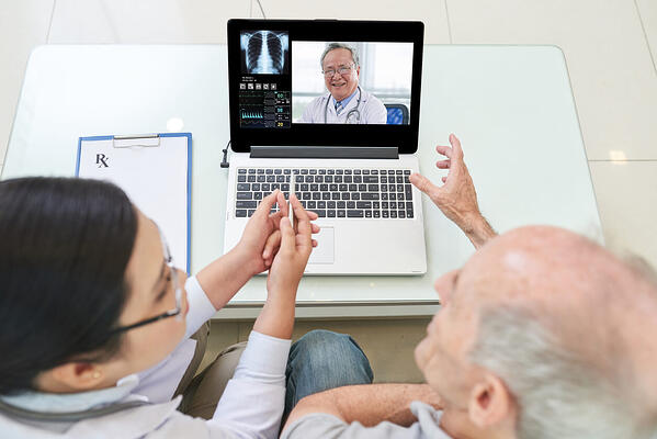 conference call for telehealth and telemedicine