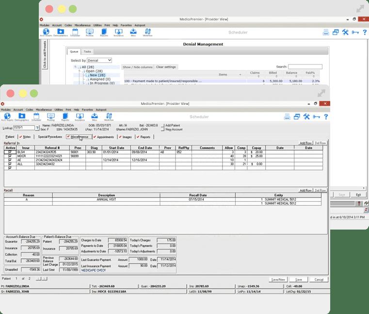 medical billing software companies
