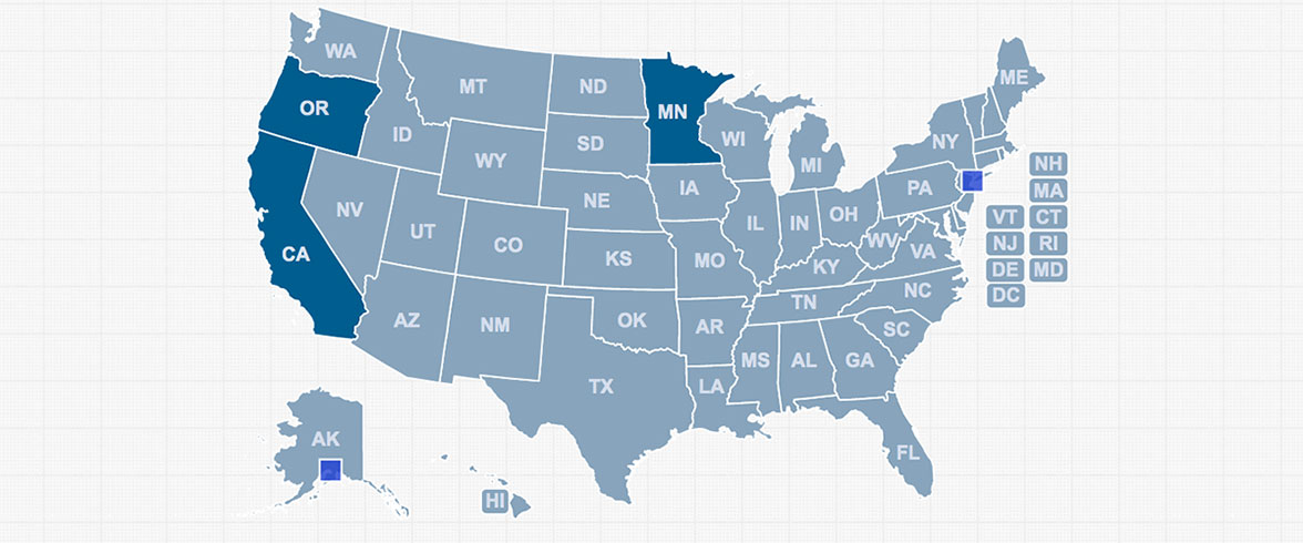 46 States Don't Provide Adequate Insurance Coverage For Addiction Treatment