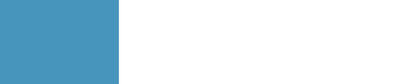 ADS RCM logo - white text